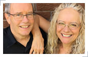 Simon Irving with Janice Beninger (Four Hands, Two Feet Duo)